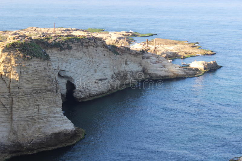 Libanon Beiroet royalty-vrije stock foto's