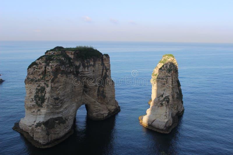 Libanon Beiroet stock afbeelding