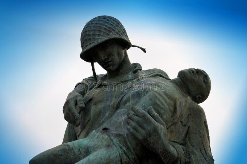 Liberation Monument - Holocaust Memorial stock photos