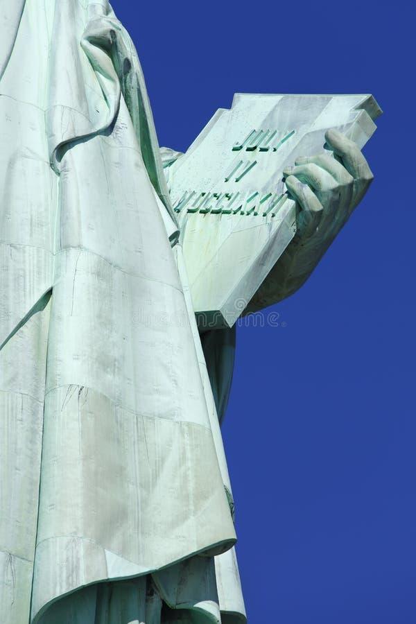 Liberdade dia de Indepenence do 4° de julho fotografia de stock