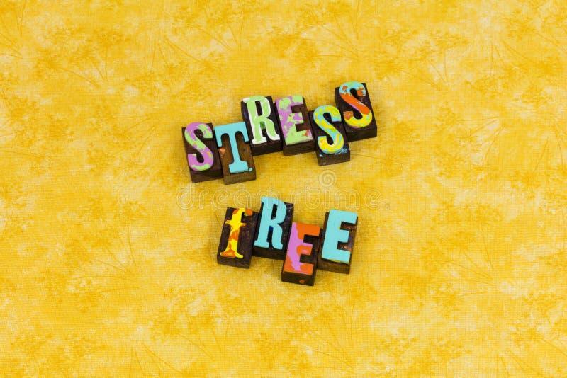 Liberdade livre da felicidade do estilo de vida do esforço imagem de stock royalty free