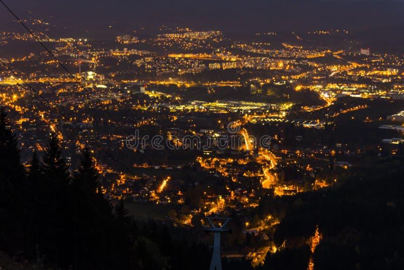 Liberec zdjęcie stock