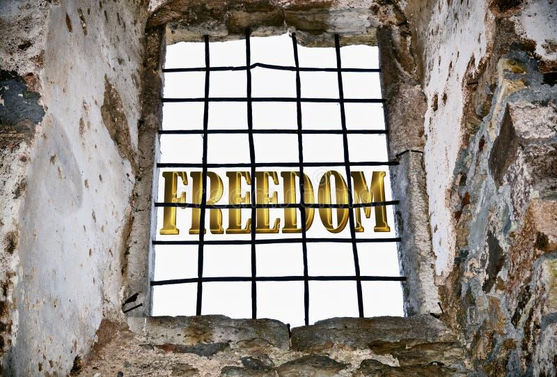 Libertà fotografia stock libera da diritti
