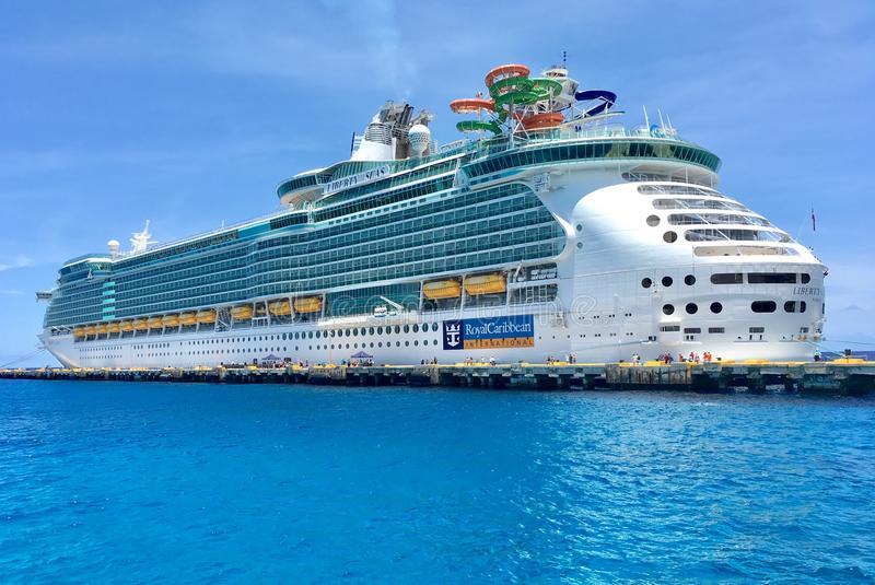 Libertà dei mari, i Caraibi reali immagini stock