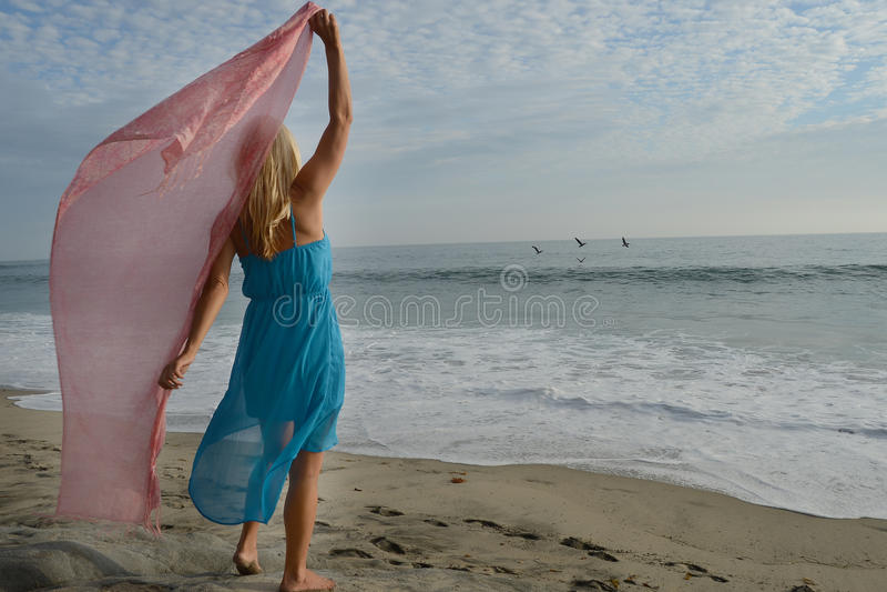 Libertà e spirito fotografie stock libere da diritti