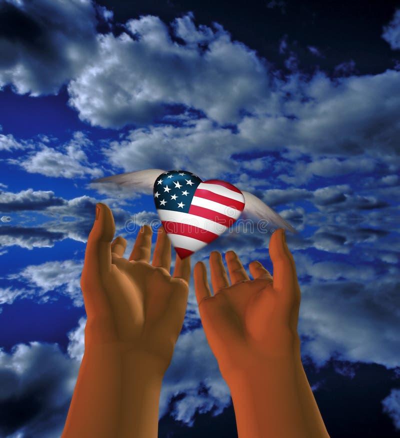 Liberté illustration de vecteur