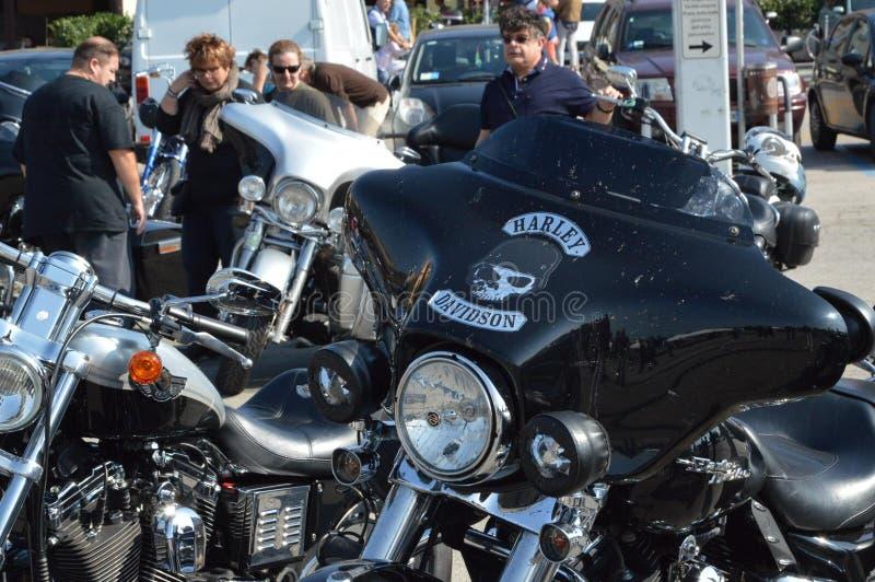 Liberté de Harley Davidson image stock