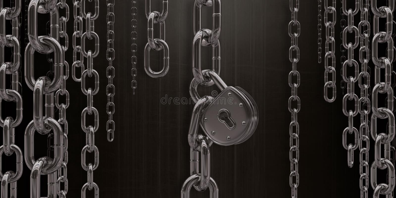 Liberté ou esclavage photo stock