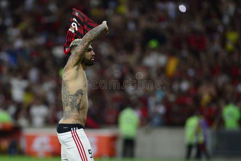 Libertadores fili?anka 2019 zdjęcie royalty free