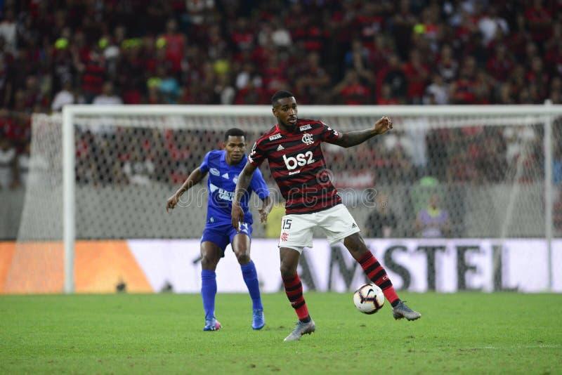 Libertadores fili?anka 2019 zdjęcia royalty free