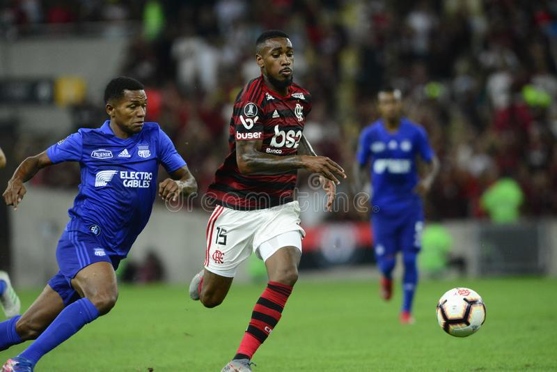 Libertadores fili?anka 2019 obrazy stock
