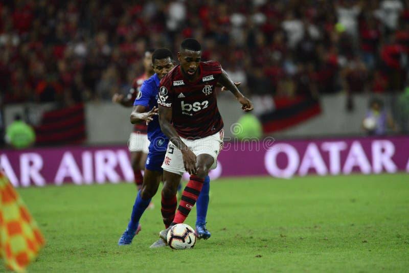 Libertadores fili?anka 2019 fotografia royalty free