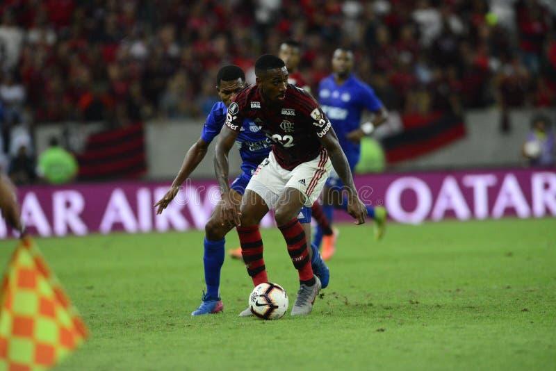 Libertadores fili?anka 2019 fotografia stock