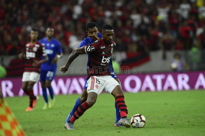 Libertadores fili?anka 2019 obrazy royalty free