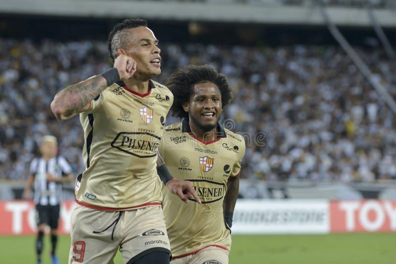 Libertadores mistrzostwo zdjęcia stock