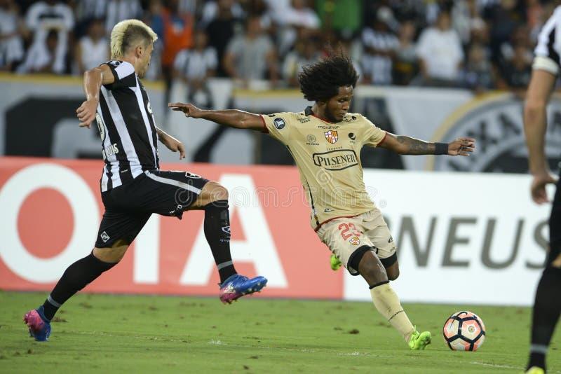 Libertadores mistrzostwo zdjęcie stock
