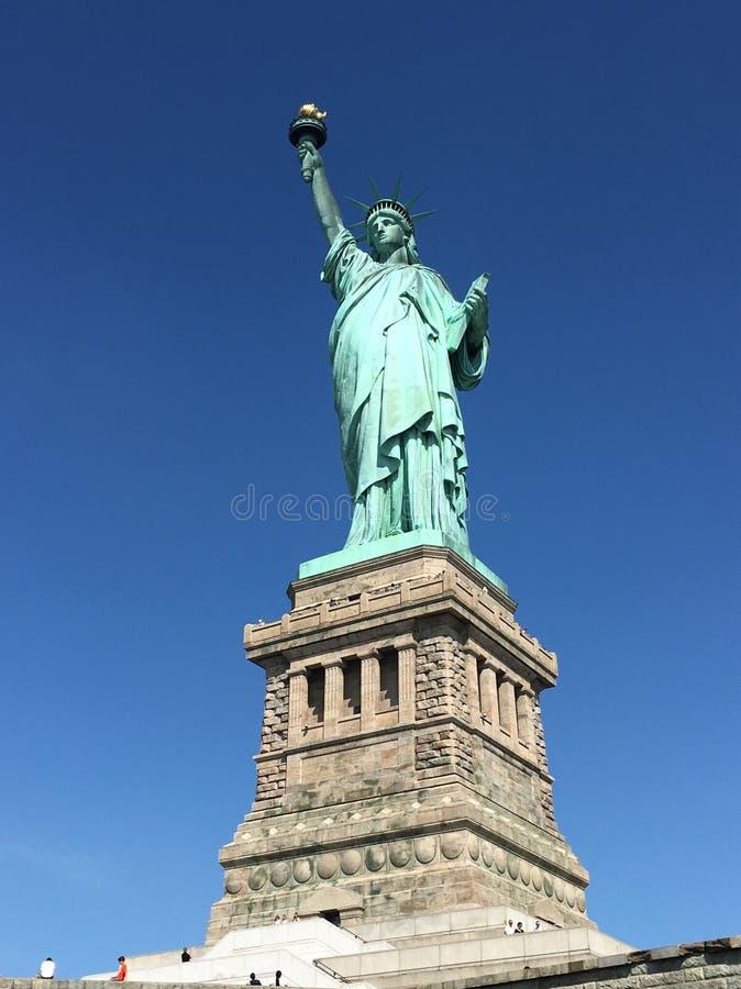 liberty夫人 免版税库存图片