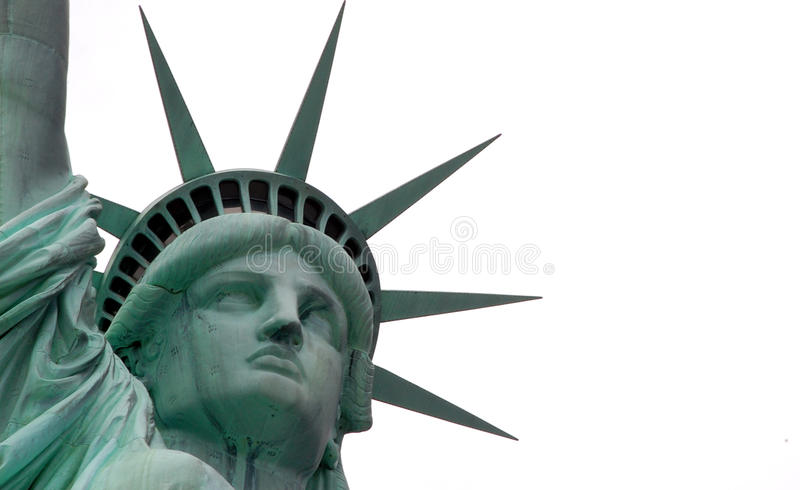 Liberty royalty free stock image