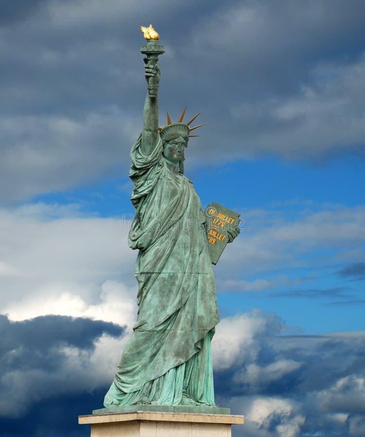 Liberty. royalty free stock image