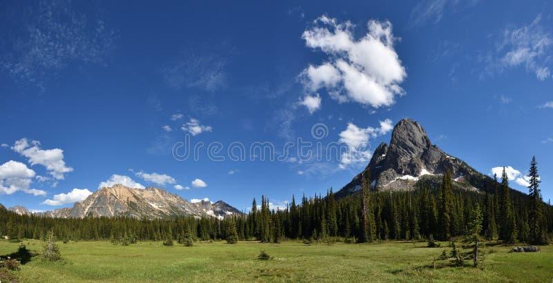 Liberty Bell et kangourou Ridge image libre de droits