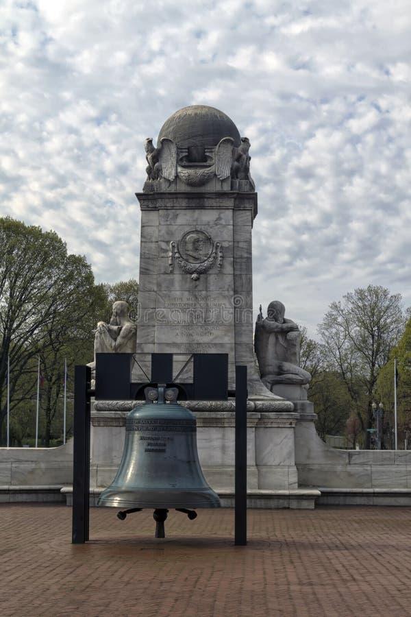 Liberty Bell Replica immagine stock