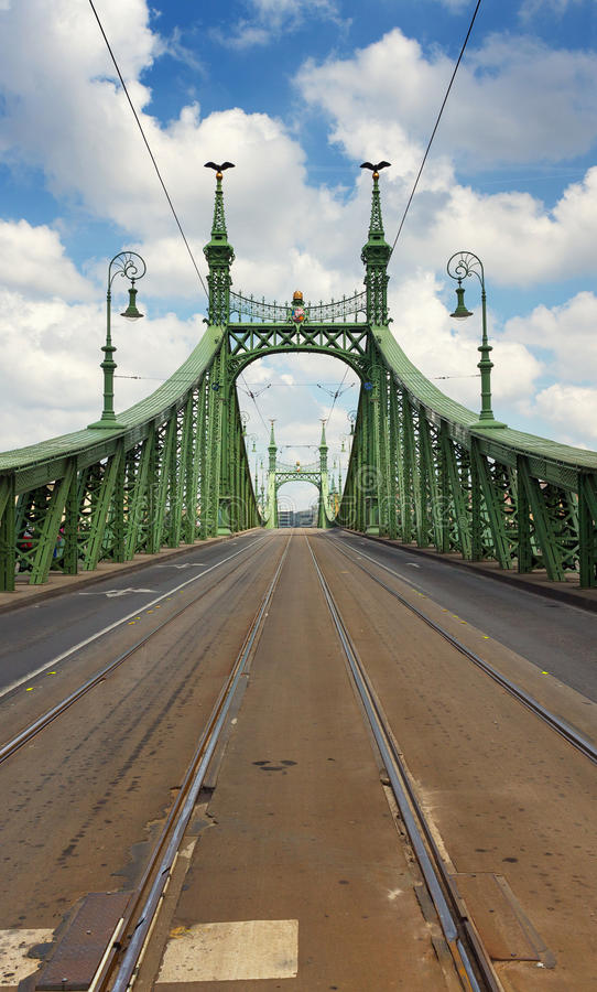 Free Liberty Bridge In Budapest, Hungary Stock Images - 70848724