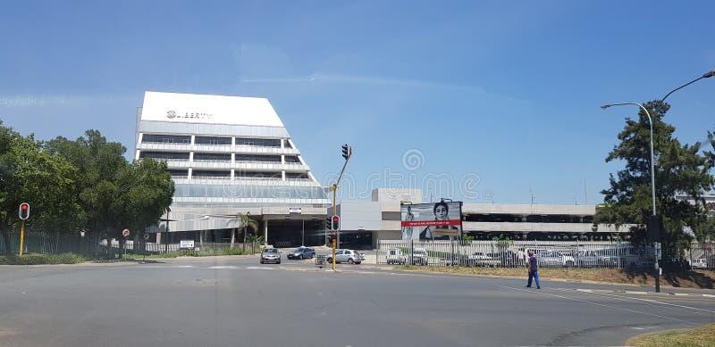 Liberty Johannesburg stock foto