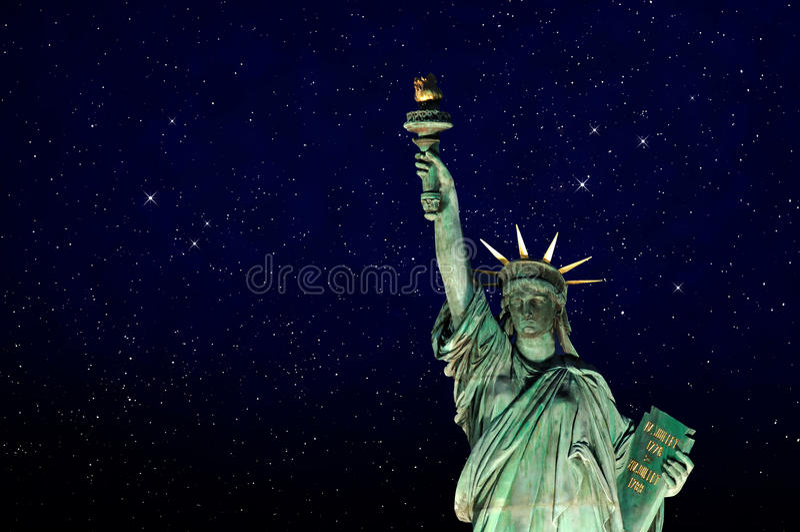 Download Liberty of odaina japan stock image. Image of national - 24825785