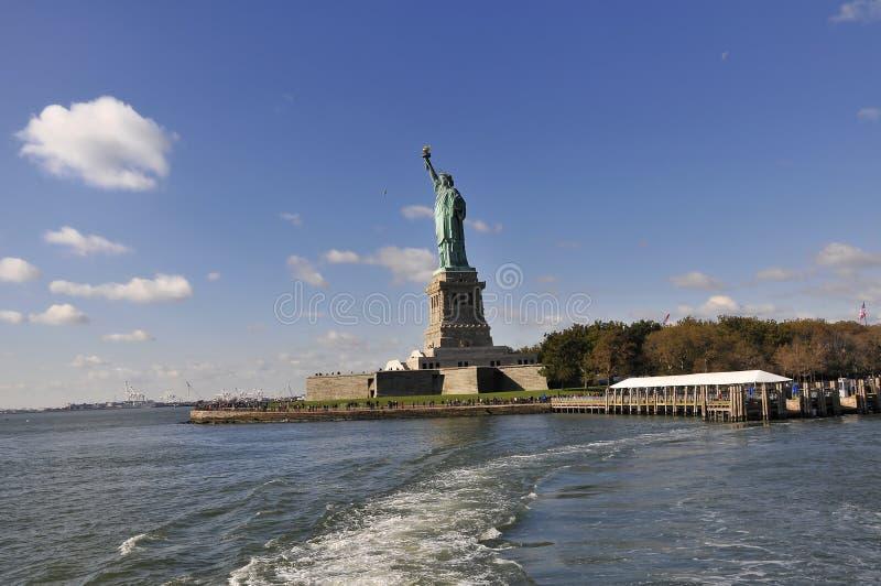 Liberty Statue foto de archivo libre de regalías