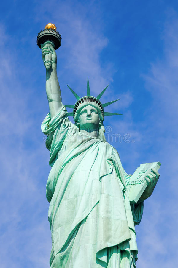 Liberty Statue images stock