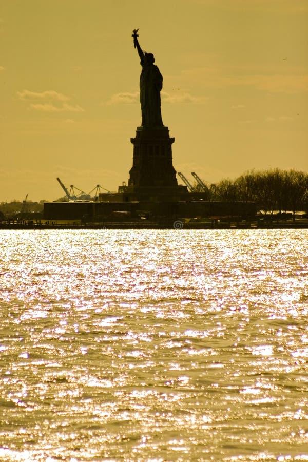 Liberty Statue fotos de archivo