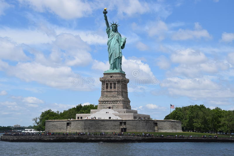 Liberty Statue photographie stock libre de droits