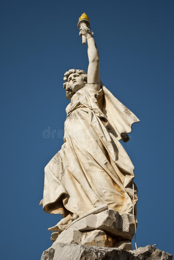 Download Liberty Statue stock photo. Image of heroic, history - 31106022