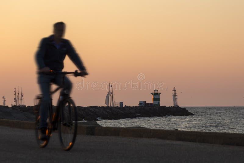 Liberty Tall Ships Regatta Scheveningen photo libre de droits