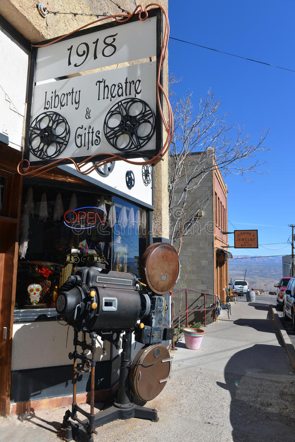 Liberty Theater stock photos