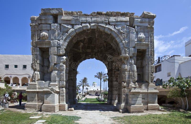 libië royalty-vrije stock foto's