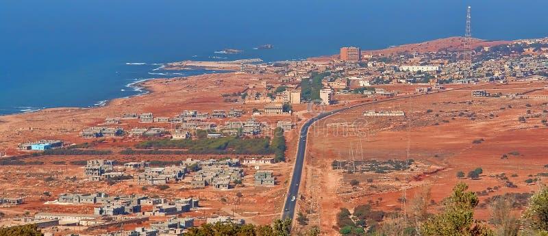Libia imagem de stock royalty free