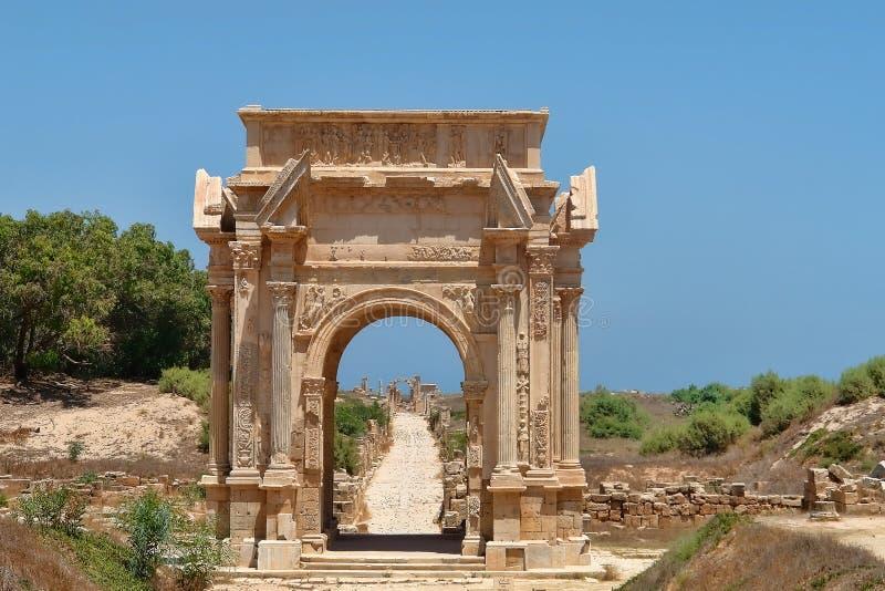 Libia arkivbilder