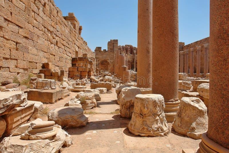 Libia royaltyfria foton