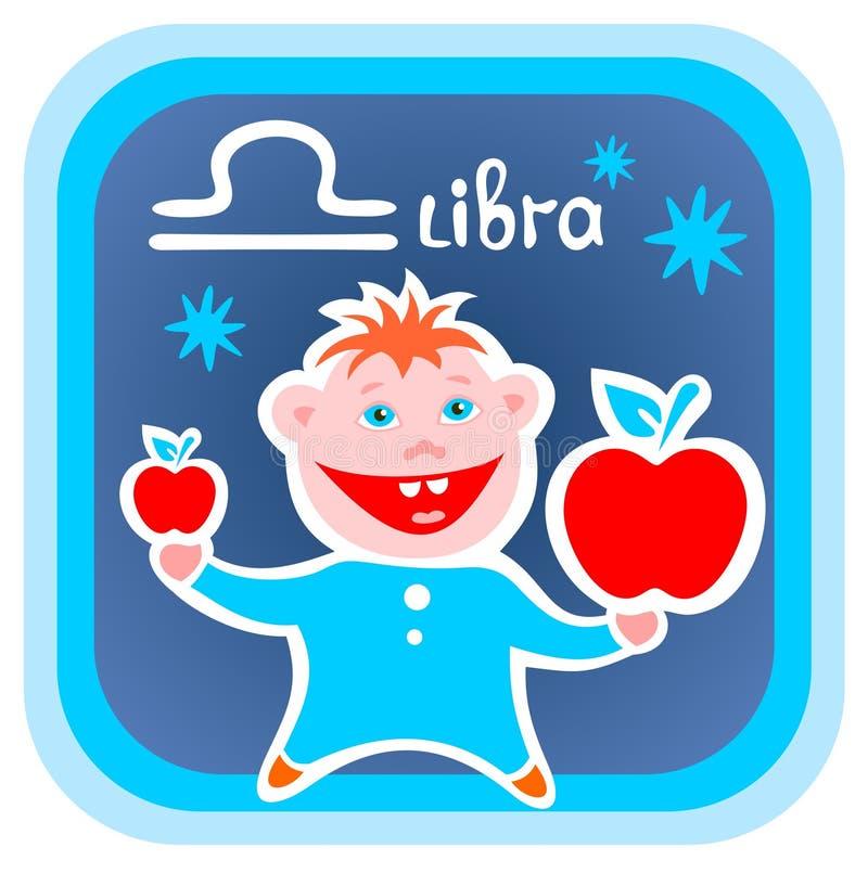 Download Libra ilustración del vector. Ilustración de apetitoso - 7282890