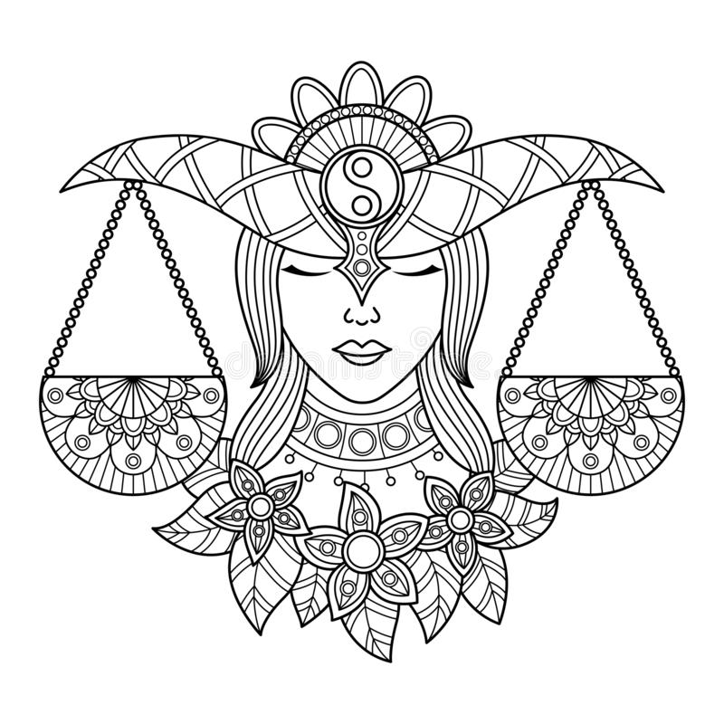 267 Best Zodiac Coloring Pages for Adults images   Coloring pages, Zodiac,  Adult coloring pages   800x800