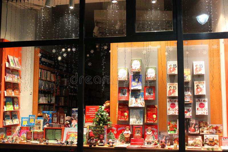 Librairie photographie stock