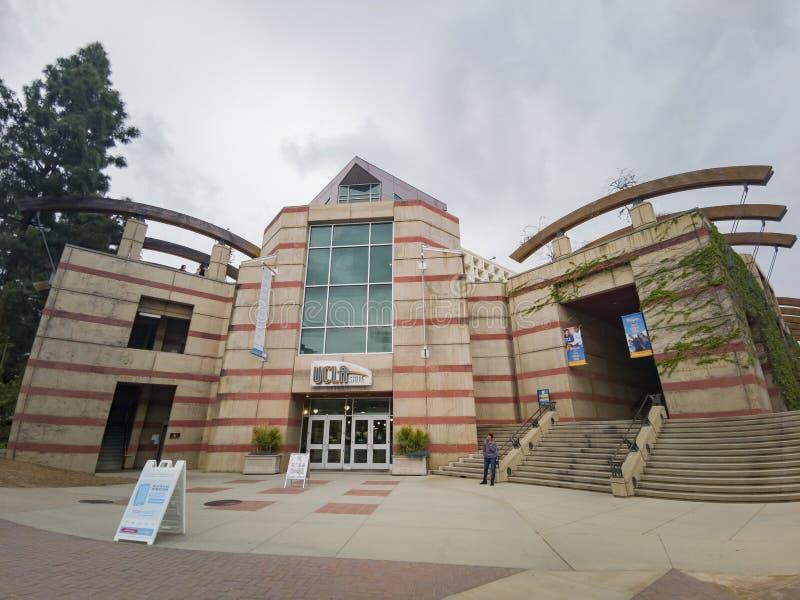 Librairie d'UCLA photos stock