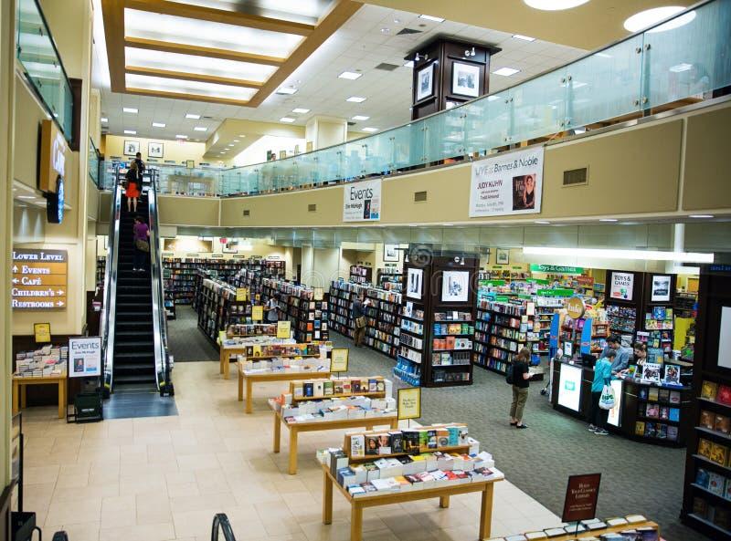 Librairie de Barnes & Noble photographie stock libre de droits