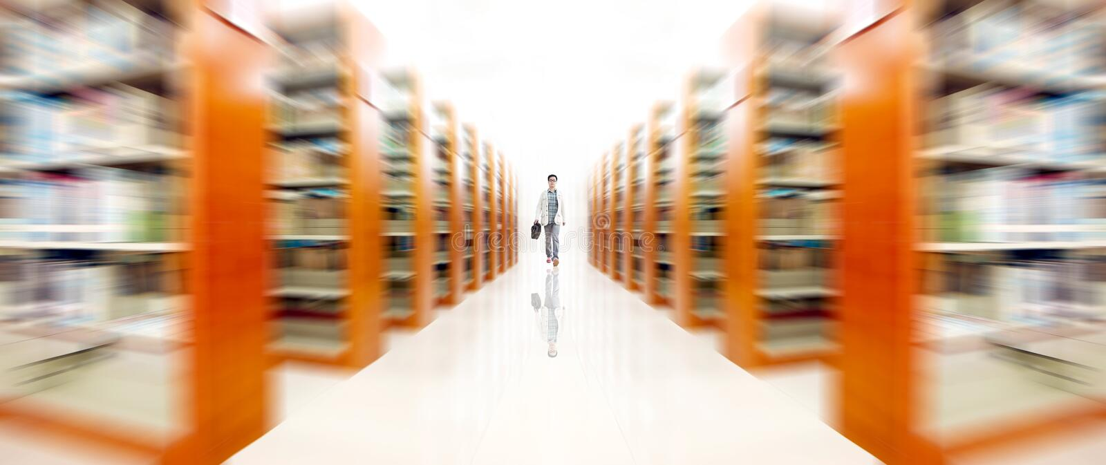 Library royalty free stock images