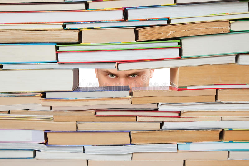 Download Library stock image. Image of education, youth, pile - 22575419