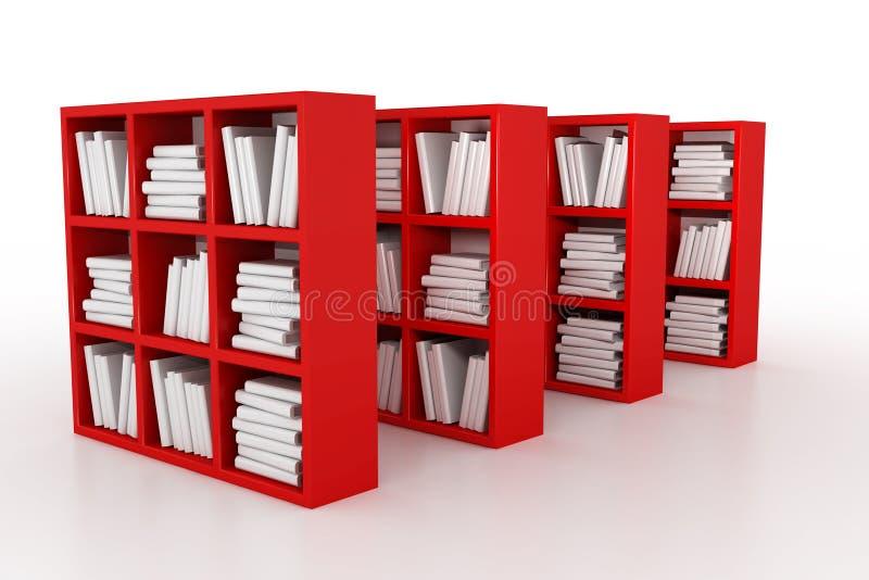 Library vector illustration