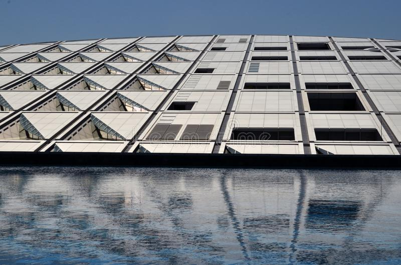 Download The Library Of Alexandria (Bibliotheca Alexandrina Stock Photo - Image: 20385504