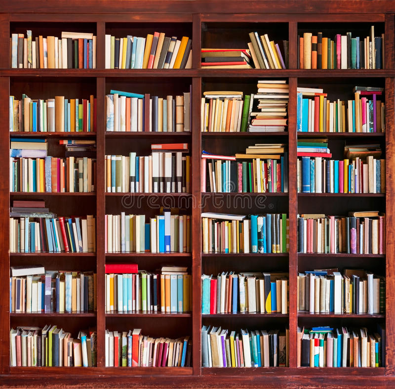 Captivating Download Library Books Background Stock Image. Image Of Holding   41199253