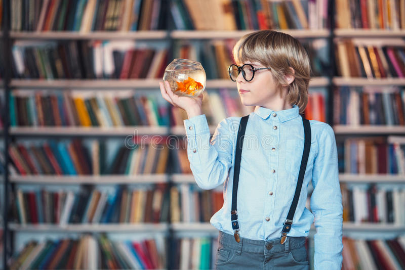 In library stock photography